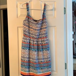 Dresses & Skirts - Aztec print dress